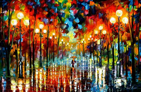 Princess Night Light Lamp by A Date With A Rain Palette Knife Oil Painting On Canvas