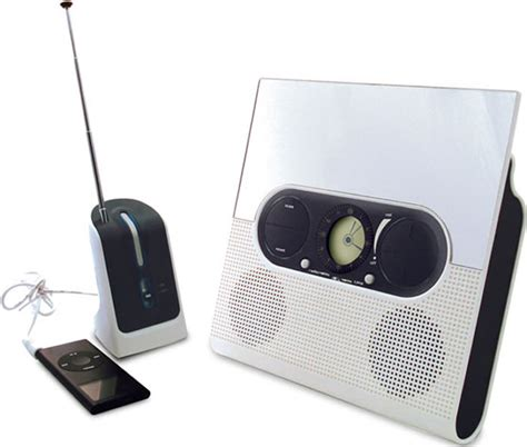 Bathroom Electronic Gadgets by Coolest Gadgets Wireless Bathroom Speaker Top