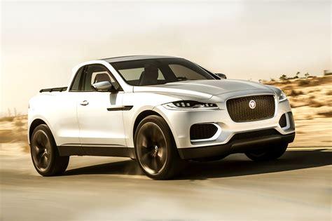jaguar pick up truck based concept