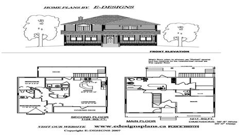 story house  small  story house floor plans design  small house plans treesranchcom