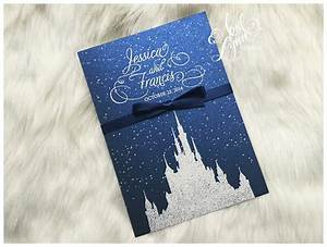 jessica francis39 wedding invitation suite april lynn With fun disney wedding invitations