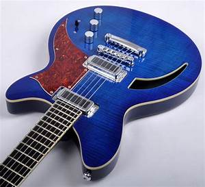 Agile Harm 1 Semi Toast Blue Flame W  Case At Rondomusic Com