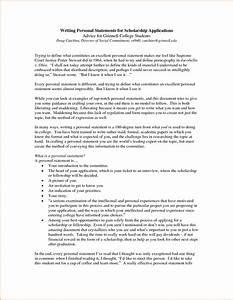 personal essay college admission sample pdf