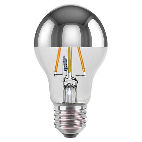 led lamp met spiegelkop warm wit dimbaar lampennl