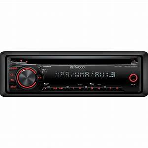 Kdc Mp3 With Front Aux Input For External Audio Dev