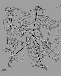 Rh Main Wiring Harness - Combine John Deere 9610