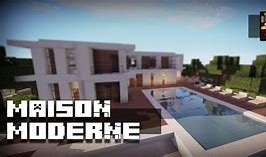 Images for maison ultra moderne minecraft tuto www ...