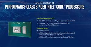 Intel 8th-gen Coffee Lake CPUs on sale now: Specs, price ...