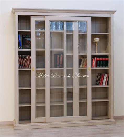 Libreria Con Ante by Librerie 6 Librerie