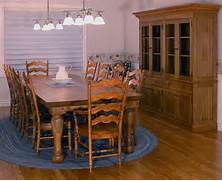 Custom Dining Table And Hutch By Terry 39 S Fine Woodworking CustomMade Pine Dining Room Set Table 8 Chairs And Hutch The Consignment Exquisite Dining Table Dining Room Hutch And Sideboard In Wood For Renae Dining Room Set Table 8 Chairs China Hutch Buffet NEW EBay