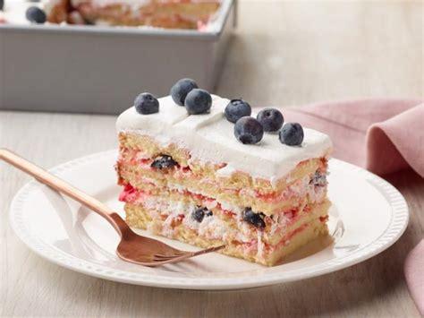 Berry Dessert Lasagna Recipe