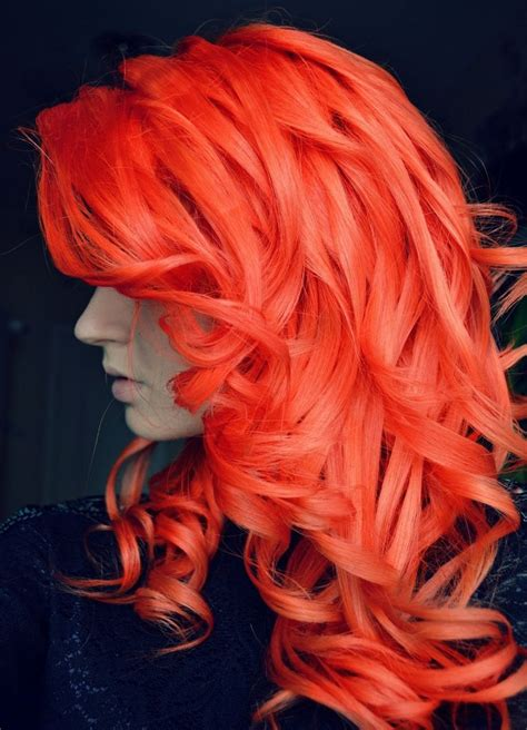 857 Best Yellow And Orange Hair Images On Pinterest