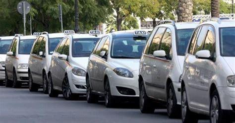 normes si鑒es auto tassisti in protesta in tutta italia contro uber e ncc