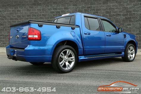 Ford Sport Trac Adrenalin by 2010 Ford Sport Trac Adrenalin Awd One Owner Envision