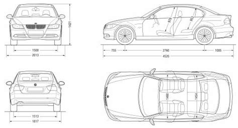 Blueprints> Cars > Bmw > Bmw 3