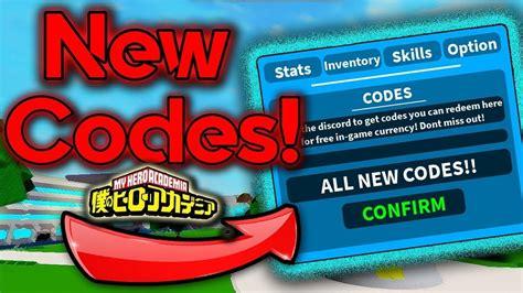 Boku No Roblox Remastered ''working Codes''