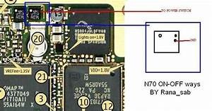 Nokia N70 Power Button On Off Switch Problem Ways Solution