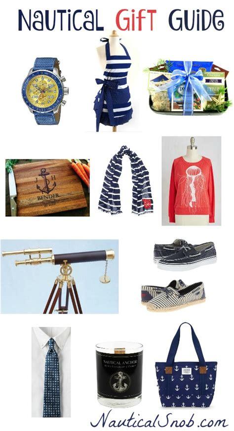 Nautical Gift Guide 2015  Nautical Snob