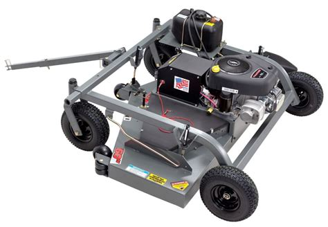 Pull Mower Deck by Swisher 14 5 Hp Tow Grass Mower With 60 Inch
