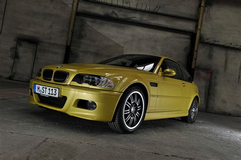 bmw e46 photoshoot with the beautiful bmw e46 m3 yellow