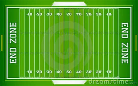 football field clipart a scot on gridiron football 101 basic offensive plays