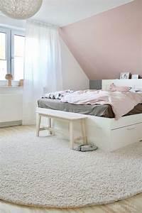 Wandfarbe Grau Schlafzimmer : schlafzimmer altrosa grau wandfarbe altrosa schlafzimmer pinterest schlafzimmer haus und ~ Markanthonyermac.com Haus und Dekorationen