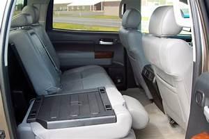2010 Toyota Tundra - Interior Pictures