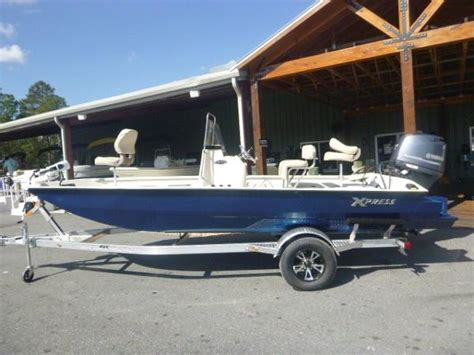 Xpress Boats Draft by 2016 Xpress Sw18 Gulf To Lake Marine And Trailers