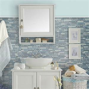 Carrelage adhesif pour salle de bain smart tiles for Carrelage adhesif salle de bain avec led video wall