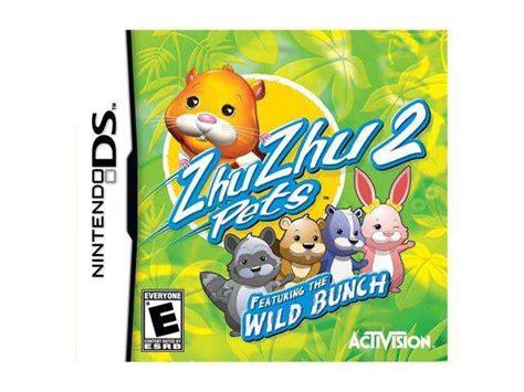 Wild Bunch Nintendo Ds Game 47875764408