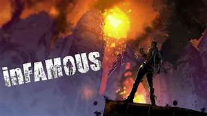 Infamous Backgrounds - Wallpaper Cave