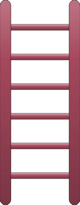ladder flat clipart iclipart royalty  public