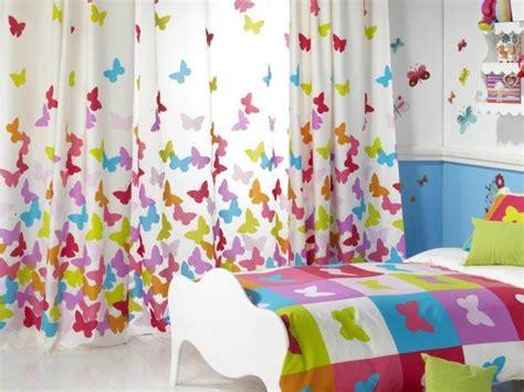 Rideau Chambre Enfant Rideaux Chambre Fille Qui Font La Diff 233 Rence Archzine Fr