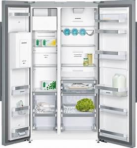 Siemens Side By Side : siemens ka92dai30 side by side koelkast rvs ~ Frokenaadalensverden.com Haus und Dekorationen