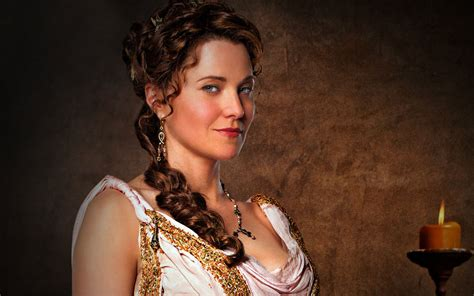 lucy lawless joins sequel series ash  evil dead