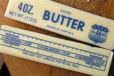 1 stick of butter is how many cups culinary yes yes 83 franklinnow real butter making a comeback did it ever leave ms