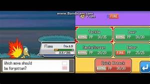 Pokemon Heart Gold 100x Exp Cheat Ar Code Youtube