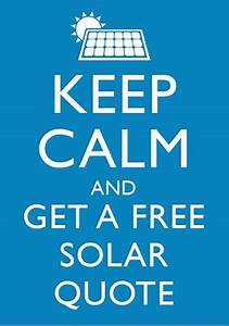 Ever wonder how... Residential Solar Quotes