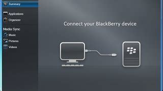 how to install load any os on blackberry 10 device