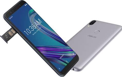 asus zenfone max pro m1 is all about the battery