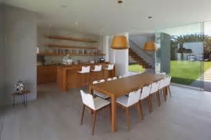 wohnideen minimalistischem esstisch moderne esszimmer ideen exklusiven designhäusern