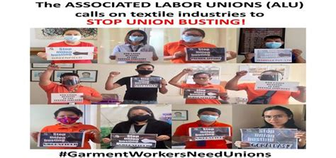 Associated Labor Unions - Home