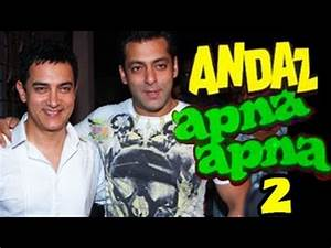 Aamir Khan & Salman Khan in Andaz Apna Apna 2 after 19 ...
