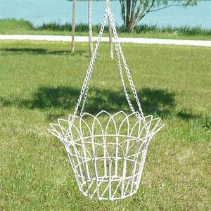 Suspension Pour Plante Interieur : suspension pour plantes en fer forg ~ Teatrodelosmanantiales.com Idées de Décoration