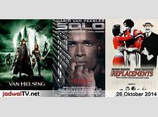 Jadwal Film dan Sepakbola 26 Oktober 2014 Jadwal TV
