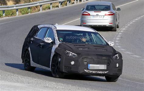 2019 Hyundai I40 Wagon Begins Testing