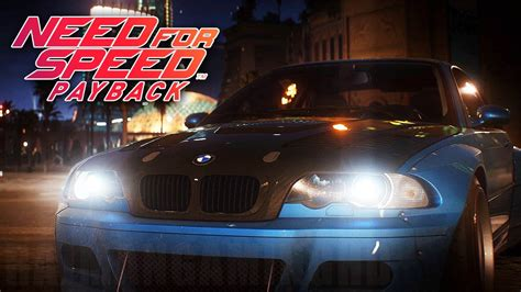 need for speed ps4 payback need for speed payback ps4 xb1 pc reveal trailer 4k 2160p