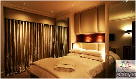 Lights For Bedroom : Modern Bedroom Lighting Ideas