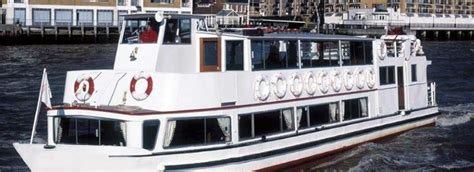Boats On The Thames by Thames Voyager Boat Thames Boat Hire