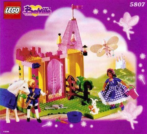 belville brickset lego set guide
